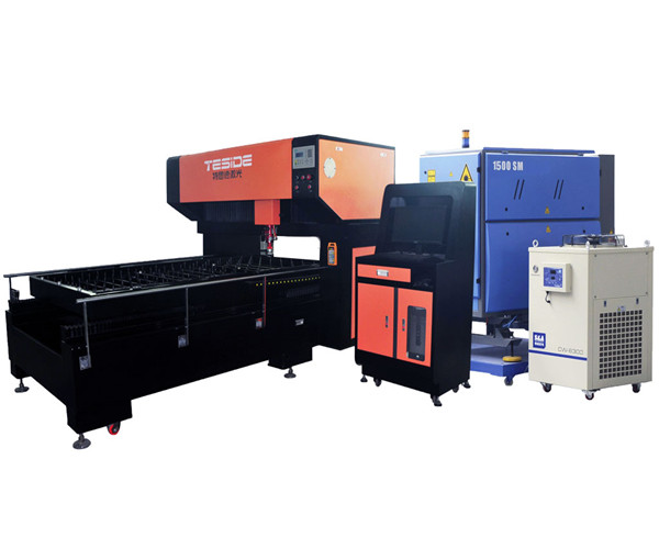 1500W high power die board laser cutting machine