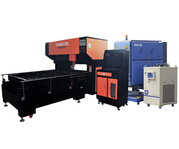 2000W high power die board laser cutting machine