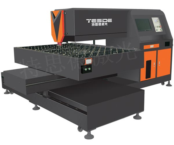 400W Die borad laser cutting machine