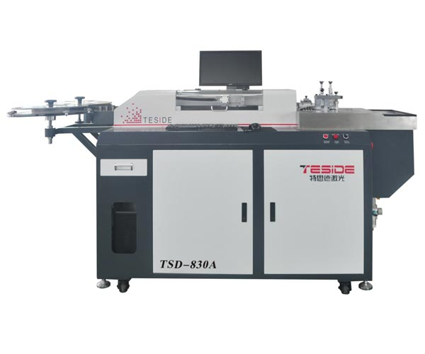 TSD-830A Auto blade bending machine