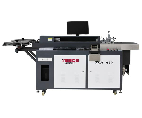 TSD-830 Auto Blade bending machine