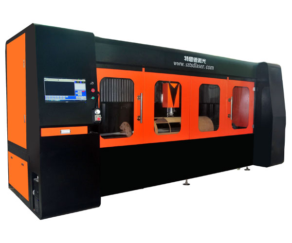 CNC Rotary die board cutting machine