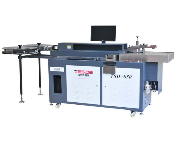 TSD-850 Auto blade bending machine