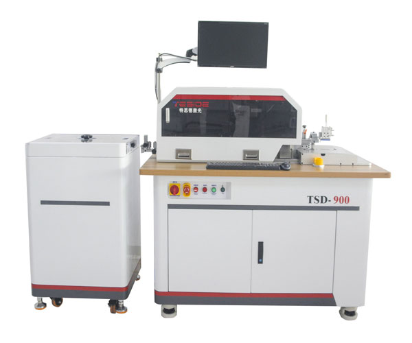 TSD-900 Auot blade bending machine